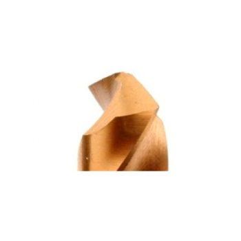 Cверло по металлу с вышлифованным профилем (нитрид титан)