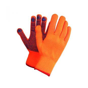 Перчатки акриловые с ПВХ покрытием для работы в условиях пониженных температур