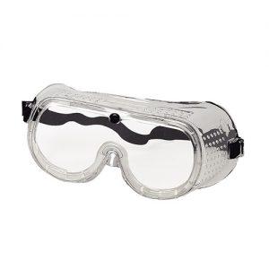 очки защитные с вентиляцией