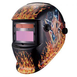 маска сварщика WEGA 450S WE-19