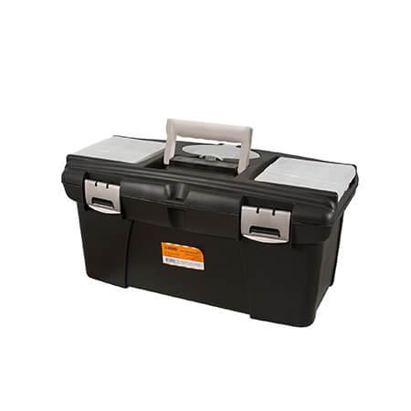 Ящик для инструмента с металлическими замками
