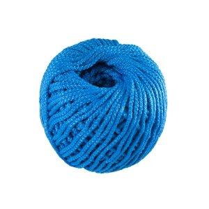 Шнур текстильный полипропилен в клубках цветной