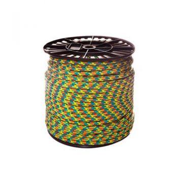 Шнур полипропиленовый плетеный на ролике